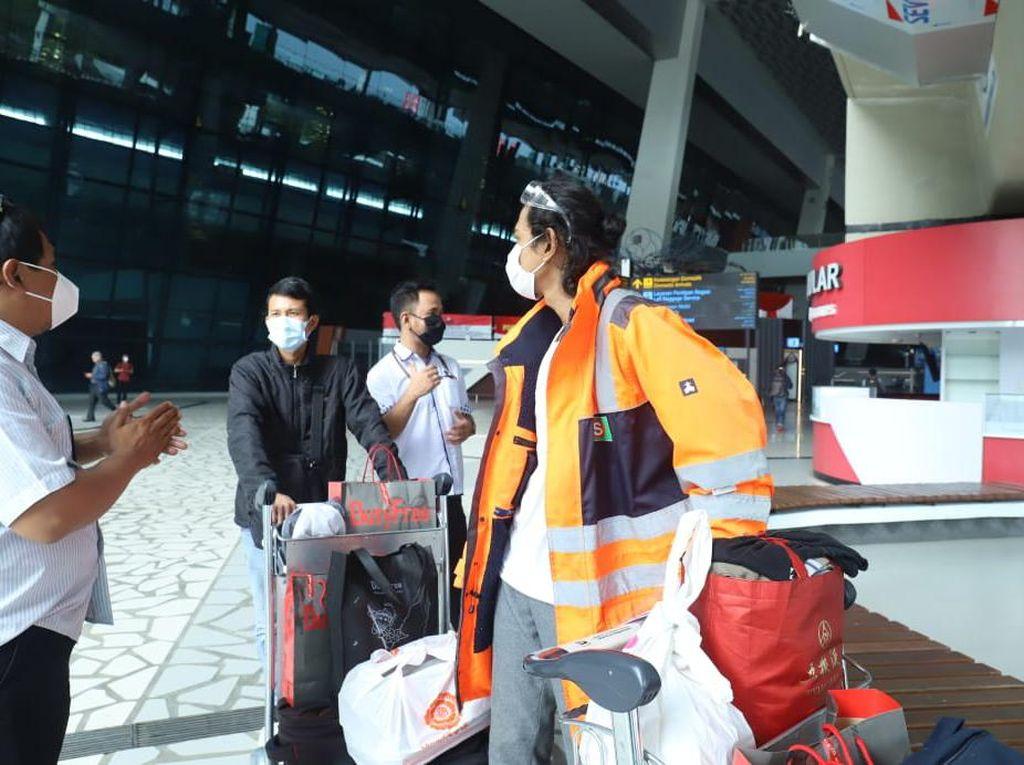 31 ABK WNI Asal Taiwan Dipulangkan ke Indonesia