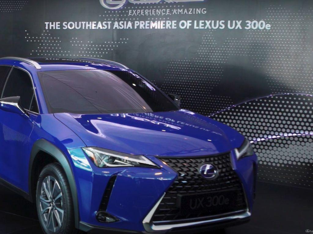 Kenapa Baru Bawa Mobil Listrik ke Indonesia Sekarang, Lexus?