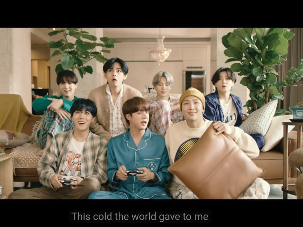 BTS Raih Rp 1,1 T dari Penjualan Album BE dalam Sepekan