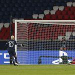 Babak I: Penalti Neymar Antar PSG Ungguli Leipzig 1-0