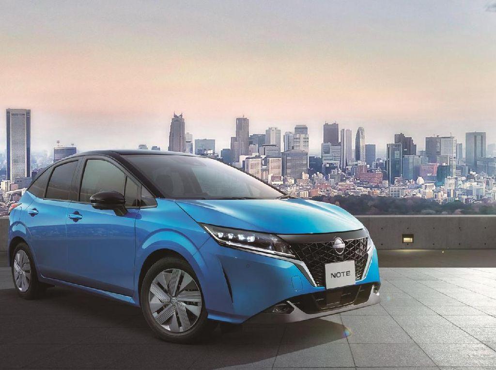 Nissan Note e-Power Bakal Diluncurkan Pertama di Singapura dan Hong Kong