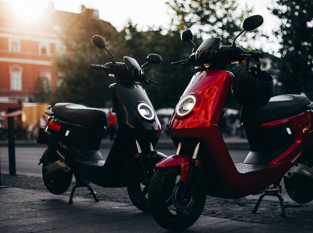 Motor Listrik Pintar dari Eropa Niu Masuk Indonesia