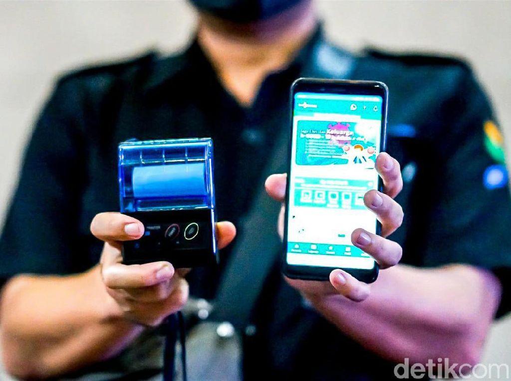 Mantap! Bayar Retribusi Pasar di Kota Bandung Biasa Via Aplikasi