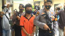 8 Kali Curi Kotak Amal, Warga Lombok Barat Ditangkap Polisi