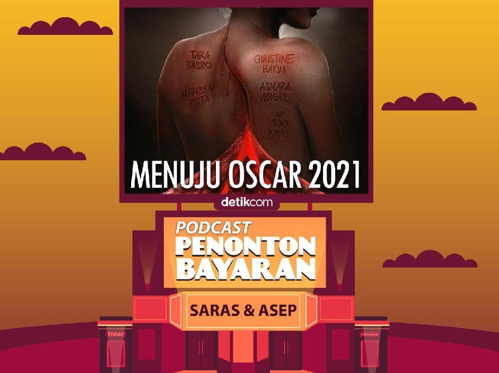 Podcast Penonton Bayaran: Perempuan Tanah Jahanam Menuju Oscar 2021