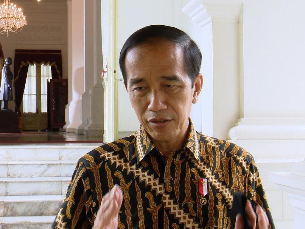 Di WEF Jokowi Pamer Omnibus Law Ciptaker