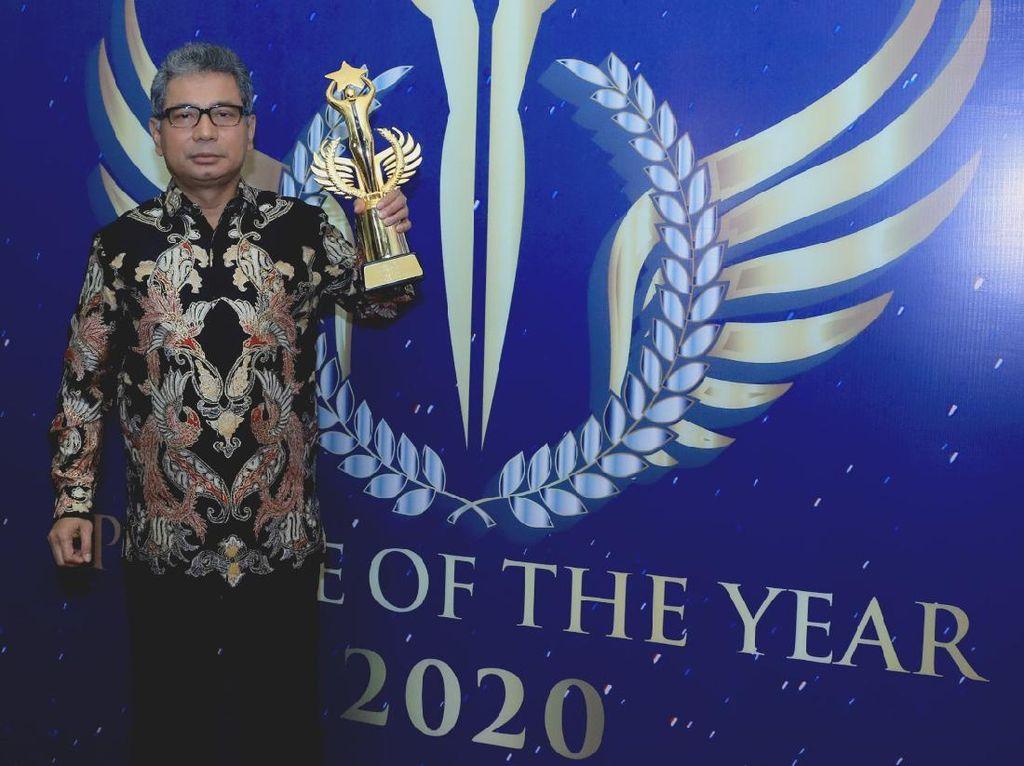 Dirut BRI Sunarso Dinobatkan Jadi Best CEO of The Year