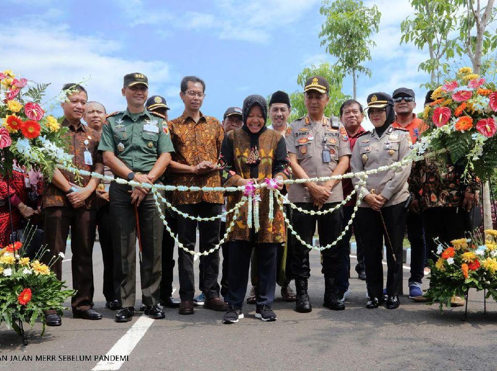 10 Tahun Wajah Kota Surabaya di Tangan Tri Rismaharini