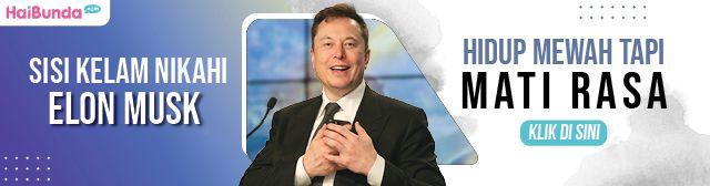 Spanduk Elon Musk