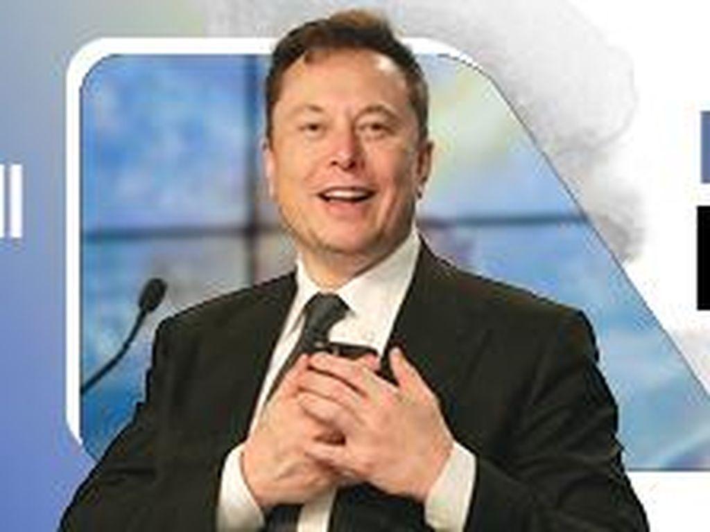 Elon Musk dan Grimes Potong Rambut Anak Seunik Namanya
