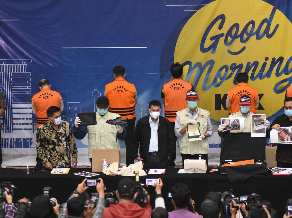 Staf Istri Edhy Prabowo Jadi Tersangka, Ini Perannya