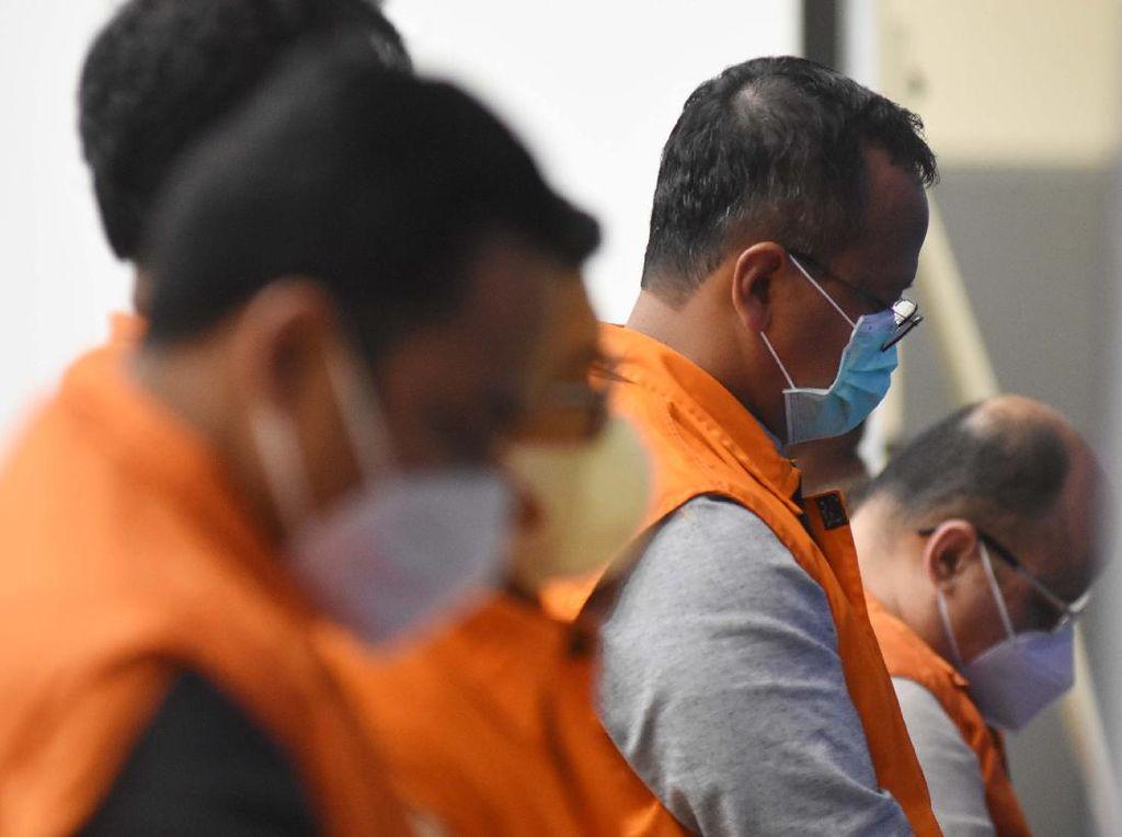 2 Stafsus Edhy Prabowo Jadi Tersangka: 1 Ditahan, 1 di Pelarian