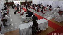 Bursa Kerja Khusus SMK Terapkan Protokol Kesehatan