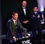 Duka Mendalam Ronaldo atas Meninggalnya Maradona