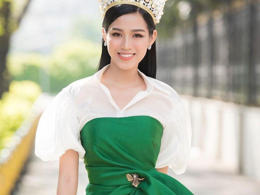 Kisah Anak Petani yang Jadi Miss Vietnam 2020, Pernah Jadi Pengangkut Sapi