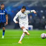 Hazard Bawa Madrid Ungguli Inter, Vidal Kartu Merah
