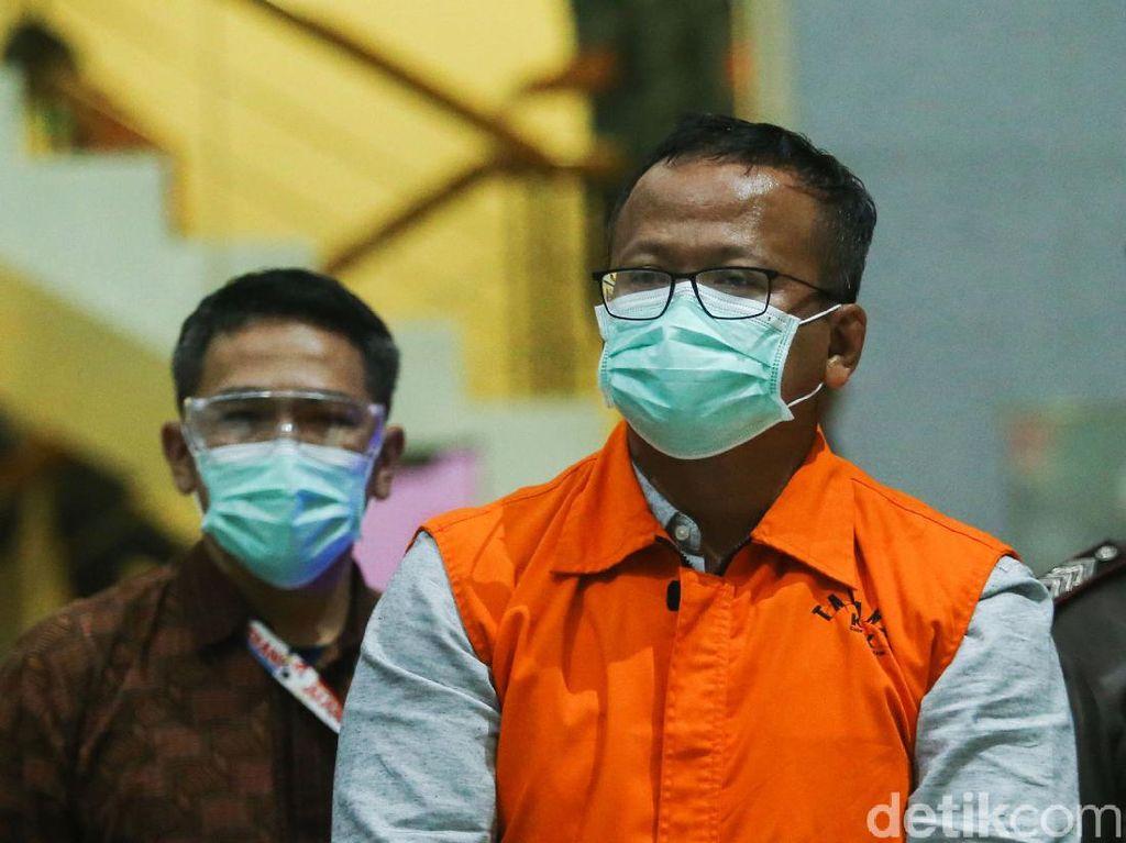 Edhy Prabowo: Saya Mundur dari Jabatan Waketum Gerindra dan Menteri KKP