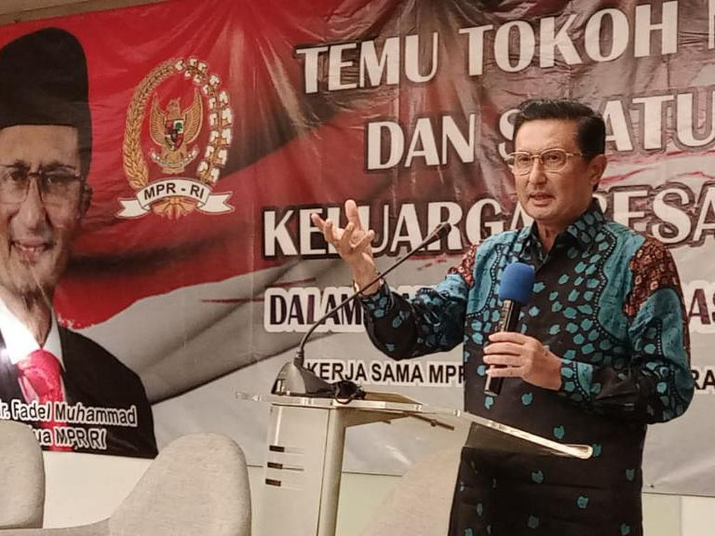 Dorong Pariwisata Gorontalo, MPR Minta Pemda Perkuat SDM