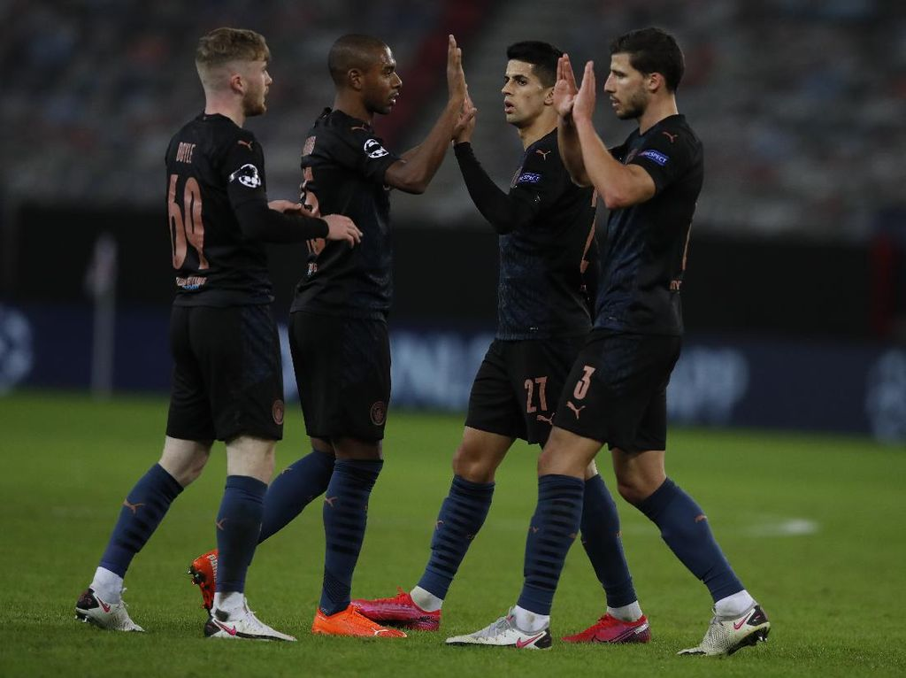 6 Tim Sudah Pegang Tiket 16 Besar Liga Champions