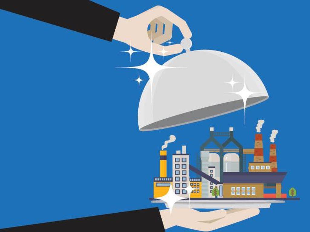 Daftar Industri yang Moncer di 2021