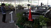 Intip Deretan Mobil Klasik Tunggangan Soekarno-Sultan HB IX