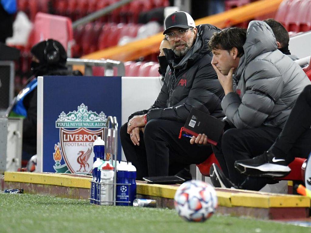 Liverpool Ditunggu Brighton, Enggan Pikirkan Ajax Dulu