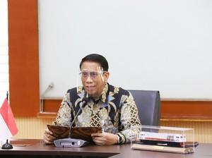 KAI Kolaborasi dengan Semen Indonesia Optimalisasi Angkutan Barang