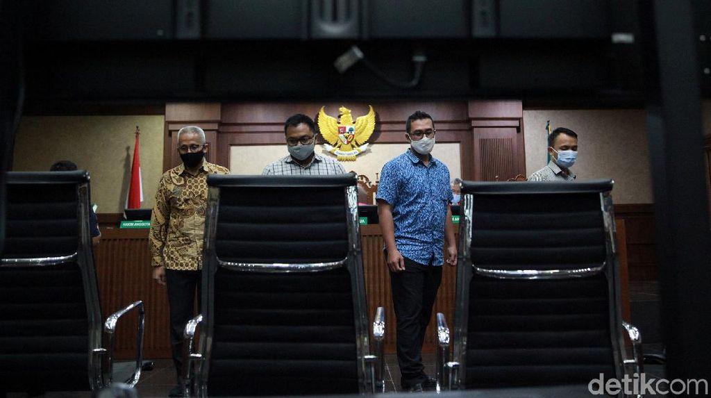 Ketika 4 Anggota Polri Bersaksi di Sidang Djoko Tjandra