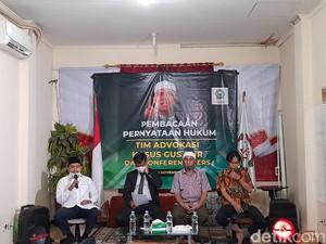 Gus Nur Minta Jadi Tahanan Kota, Bawa-bawa 2 Jenderal di Kasus Djoko Tjandra