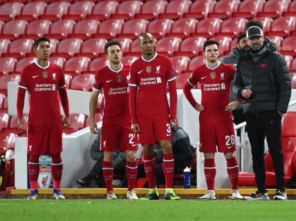 Liverpool Vs Atalanta: The Reds Mainnya Jelek Banget