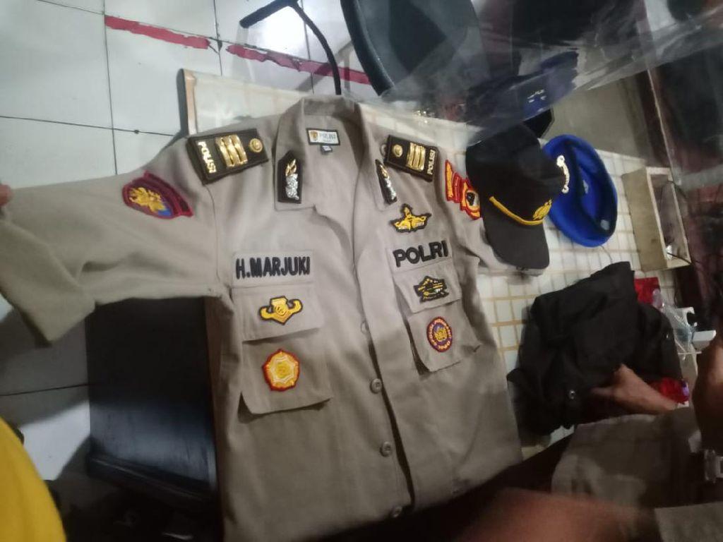 Suka Pamer Seragam di Medsos, Perwira Gadungan di Makassar Ditangkap