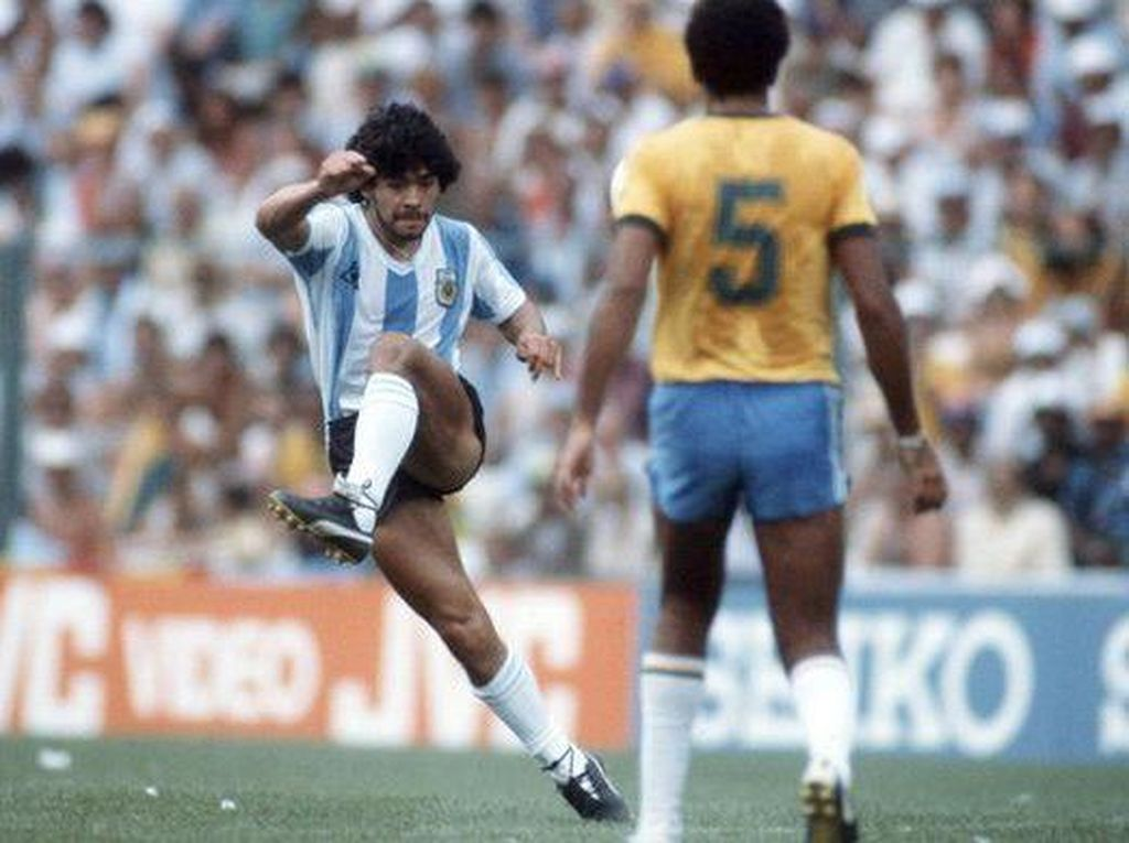 Kenangan Bambang Nurdiansyah Duel dengan Maradona pada 1979