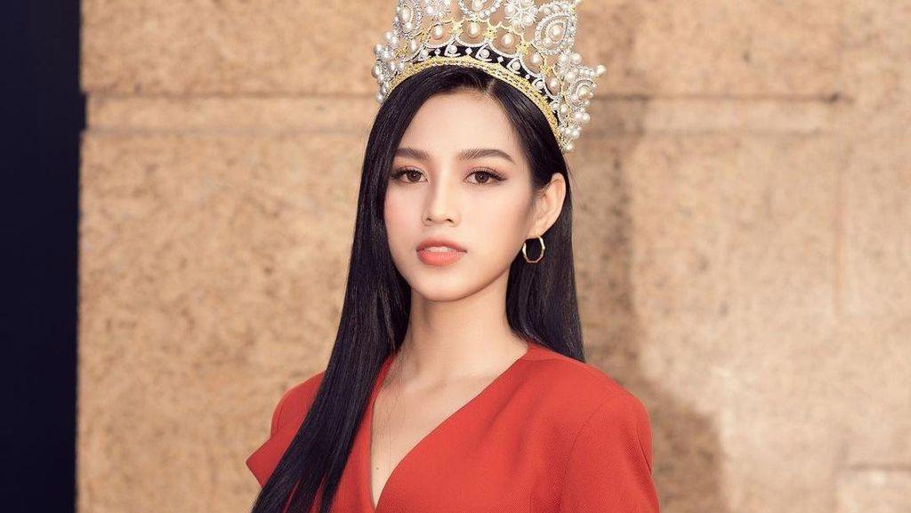 Pesona Miss Vietnam 2020, Mahasiswi Berprestasi Seorang Anak Petani