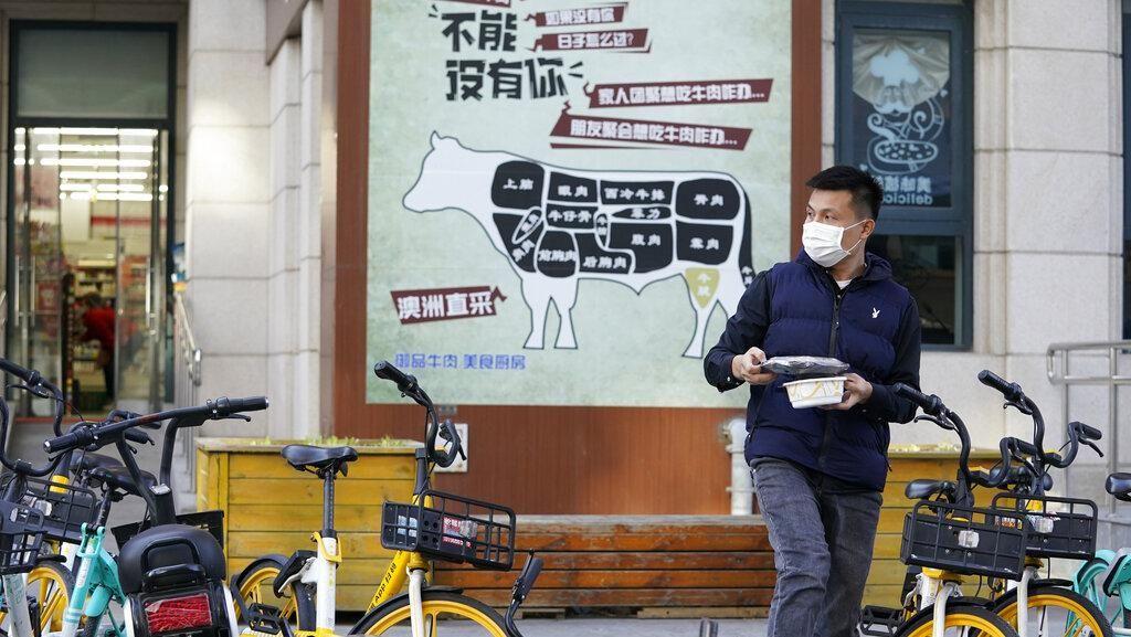 Muncul Kasus Baru Corona, China Perketat Pengawasan Makanan Impor