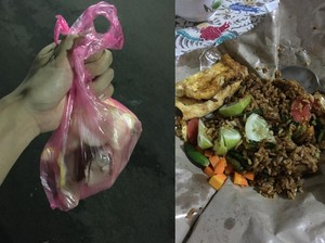 Ngakak! Ketemu Orang Mabuk di Angkot, Pria Ini Malah Ditraktir Nasi Goreng
