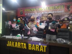 Total 5 Perampok Ngaku Petugas Kelurahan di Jakbar Ditangkap, 2 Ditembak