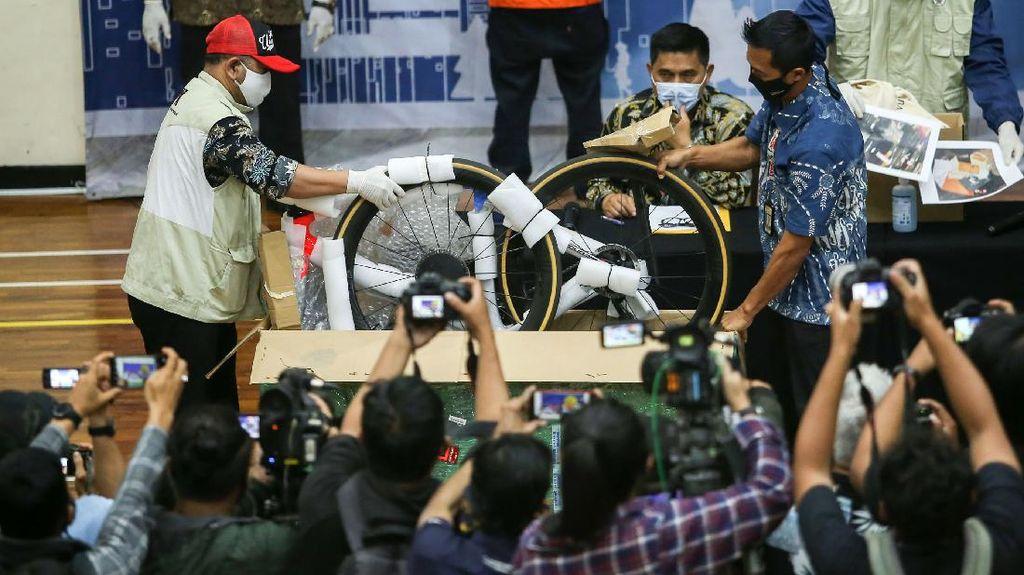 Potret Barang Mewah yang Disita Dalam Kasus Edhy Prabowo
