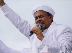 Hasil Swab Test Belum Keluar, RS UMMI Minta Habib Rizieq Isolasi Mandiri