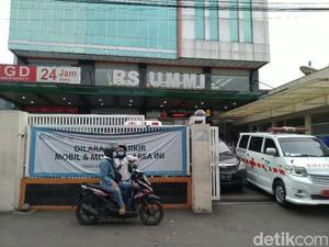 Selain Habib Rizieq, Sang Istri Juga Dirawat di RS UMMI Bogor