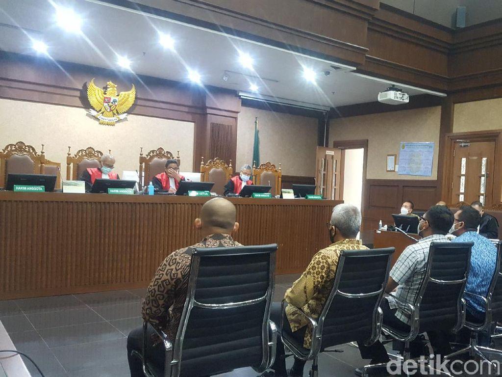 Jaksa Cecar Saksi soal Surat Divhubinter Terkait Djoko Tjandra ke Imigrasi