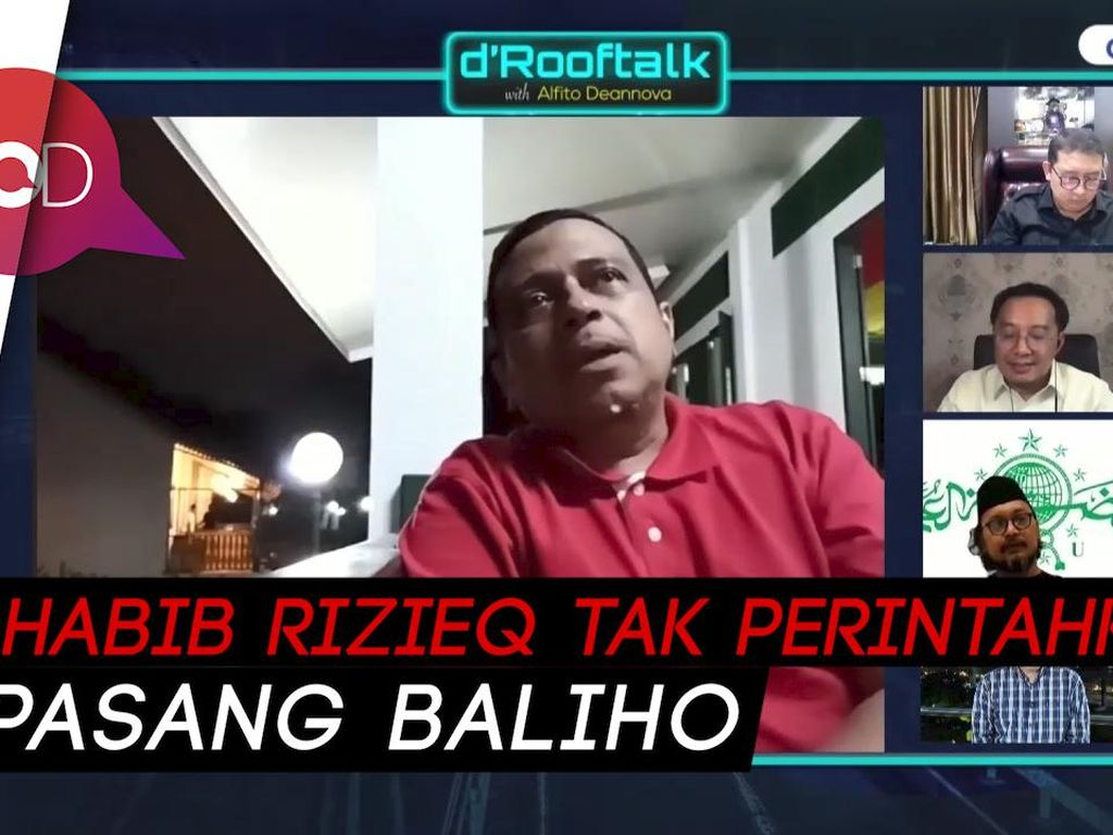 Babe Haikal Akui Terkejut Dengan Sikap Pangdam Jaya