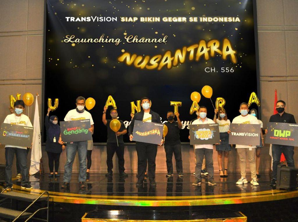 Channel Dangdut Spesial di Transvision
