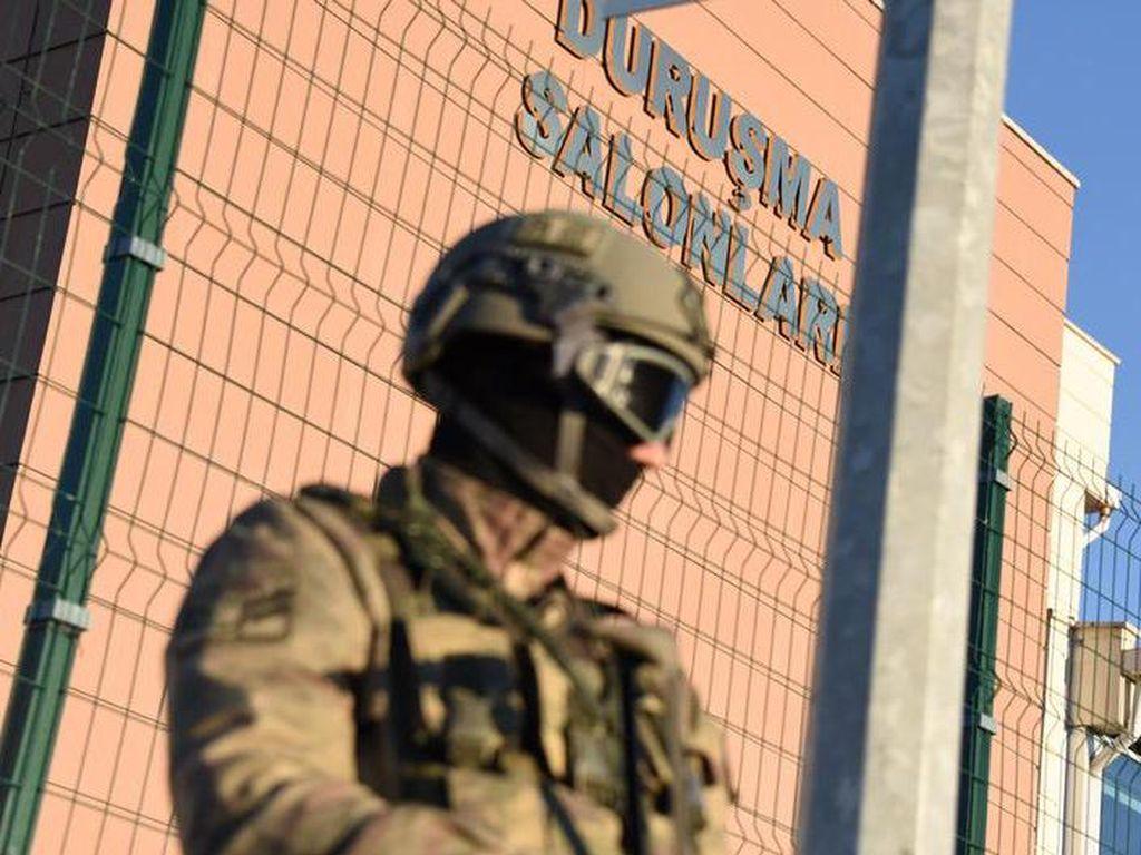 500 Terdakwa Upaya Kudeta Turki Dibui Seumur Hidup