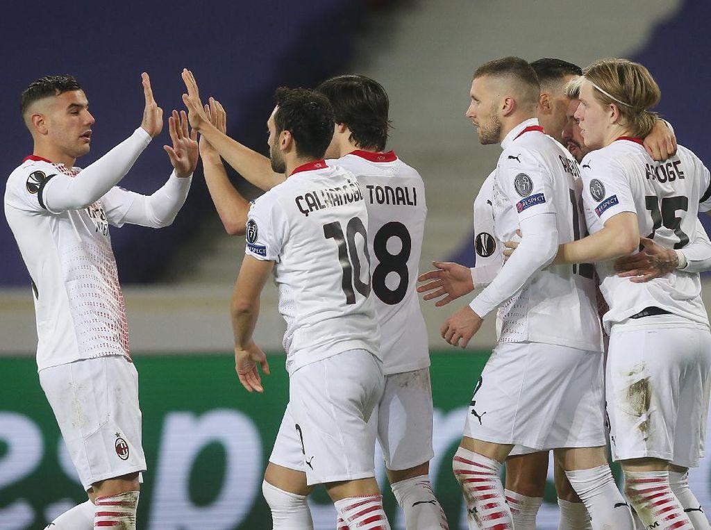 Lille Vs Milan: Rossoneri Sudah Oke, Cuma Kurang Hasil Akhir