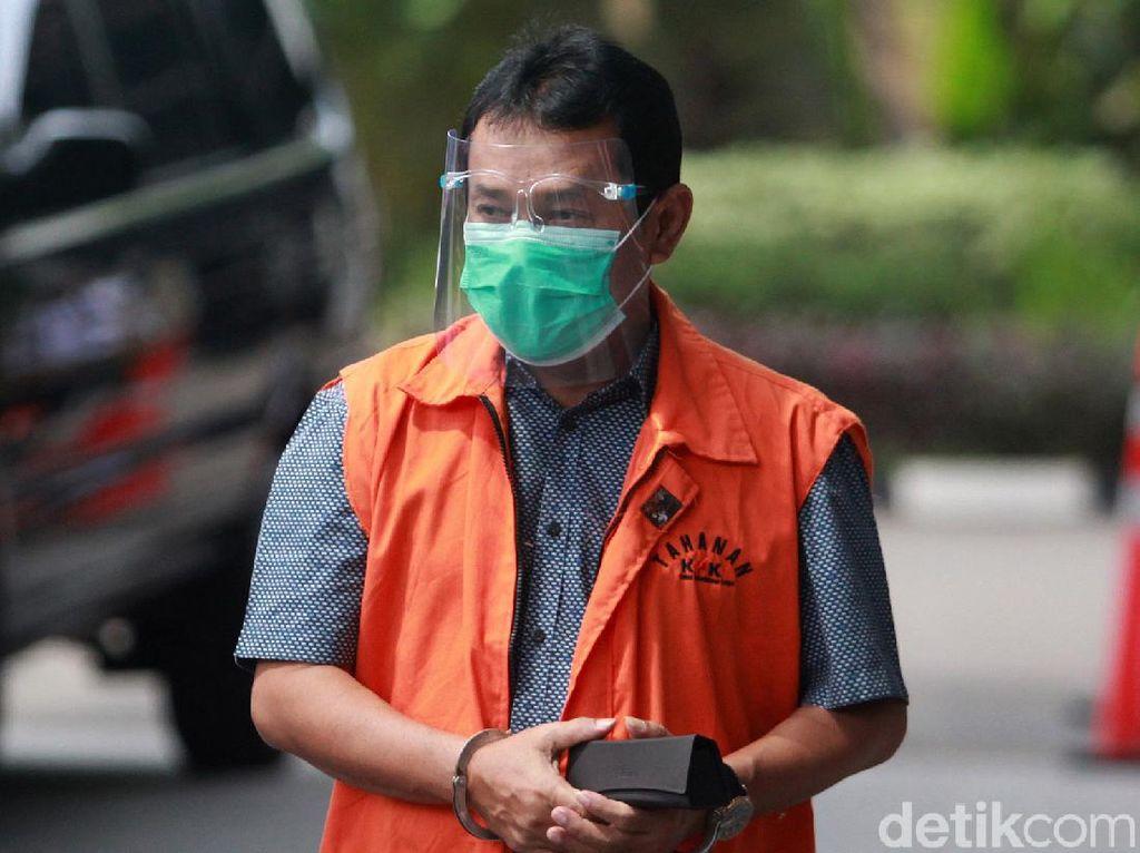 Berkas Lengkap, Rachmat Yasin Siap Dibawa ke Pengadilan