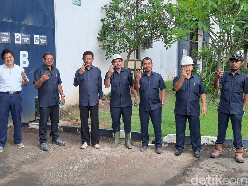 Blusukan ke Pabrik-pabrik, Yoko akan Genjot Investasi di Mojokerto