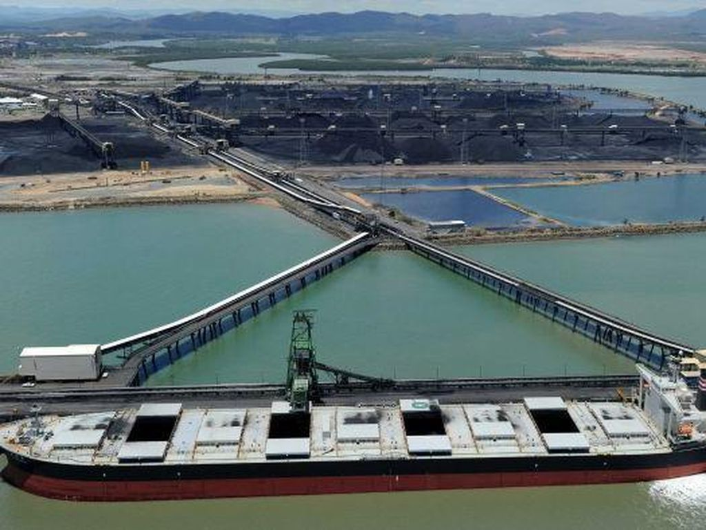 China Beli Batu Bara dari Indonesia Setelah Tolak Batu Bara dari Australia