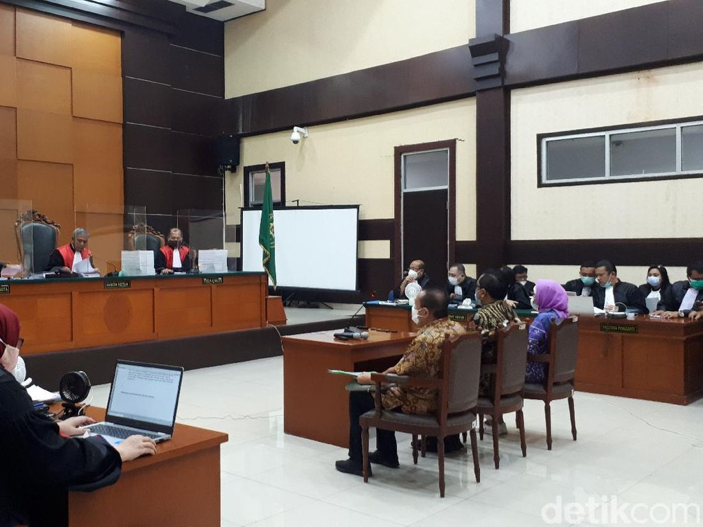 Djoko Tjandra Bantah Minta Dibuatkan Surat Bebas COVID