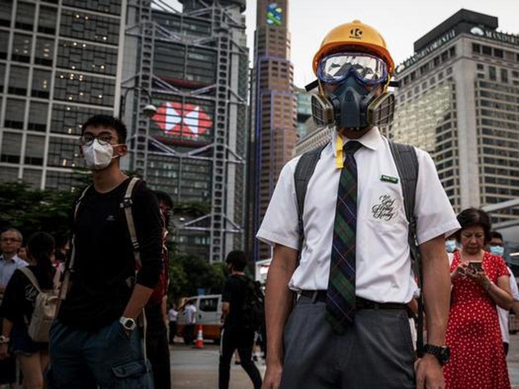 Reformasi Pendidikan Hong Kong Tanamkan Loyalitas kepada China