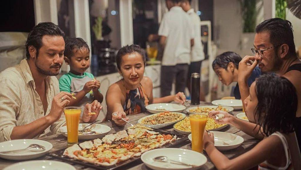 Dwi Sasono Bebas, Bisa Segera Kulineran Bareng Keluarga